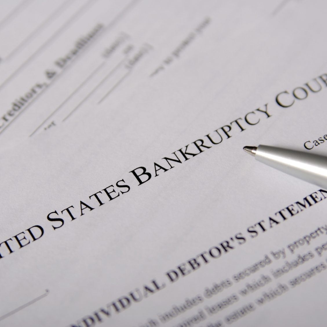 Chapter 7 or Chapter 13 Bankruptcy