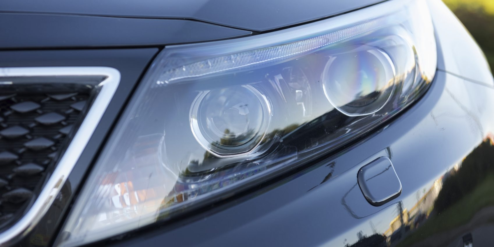 Luxury Car Headlight - Bankruptcy Repossession